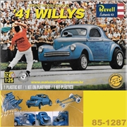 1941 - WYLLIS Stone, Woods and Cook - Revell - 1/25
