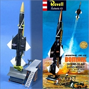 IM-99 Bomarc Ground-to-Air Guided Missile - Revell - 1/56