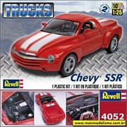 Chevy SSR Pickup - Revell - 1/25