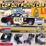 Tom Daniel - PLYMOUTH DUSTER - COP OUT - Monogram - 1/24