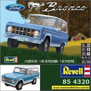 Ford Bronco - Revell - 1/25