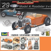 1929 - Ford Model A Roadster - Revell 1/25