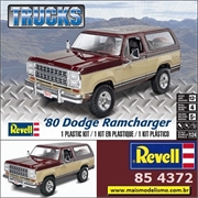 1980 - Dodge Ramcharger - Revell - 1/24