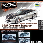 2015 - Corvette Stingray - Revell - 1/25