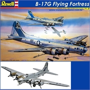 Boeing B-17G FLYING FORTRESS - Revell - 1/48