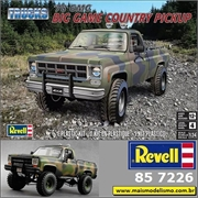 1978 - GMC Big Game Country Pickup - Revell - 1/24
