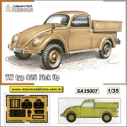 VW typ 825 Pick Up - Special Armour - 1/35