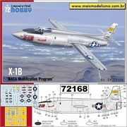 Bell X-1B Naca Modification Program - Special Hobby - 1/72