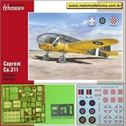 Caproni Ca. 311 Foreign Service - Special Hobby - 1/72