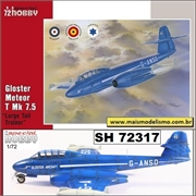 Gloster Meteor T Mk. 7.5 - Special Hobby - 1/72