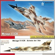 Mirage F.1 CR - Special Hobby - 1/72