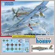 Blohm Voss BV 155B - Special Hobby - 1/72