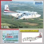 C-41A US Transport Plane (C-212) - Special Hobby - 1/72