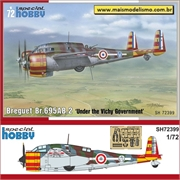 Breguet Br. 695 AB.2 - Special Hobby - 1/72