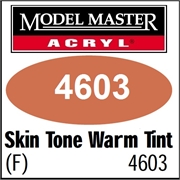Tinta Model Master 4603 Acryl SKIN TONE WARM TINT Fosco - 14,7ml