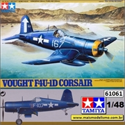 Vought F4U-1D Corsair - Tamiya - 1/48