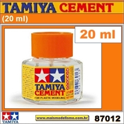 Cola Líquida TAMIYA CEMENT - Tamiya - 20ml