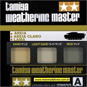 Wheathering Master SET A - Tamiya 87079