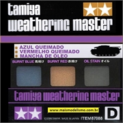 Wheathering Master SET D - Tamiya 87088