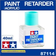 PAINT RETARDER (Acrylic)  - Tamiya 87114 - 40ml