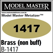 Tinta Model Master 1417 LACA LATÃO s/pol Metalizer - 14,7ml