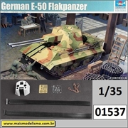 German E-50 Flakpanzer - Trumpeter - 1/35