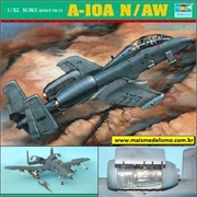 A-10A N / AW - Trumpeter - 1/32