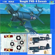 Vought F4U-4 CORSAIR - Trumpeter - 1/32