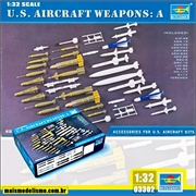 U.S. Aircraft Weapons: A - Trumpeter - 1/32