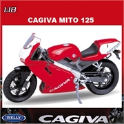 CAGIVA MITO 125 - Welly - 1/18