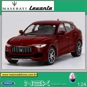Maserati Levanti Vinho - Welly - 1/24