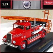 1938 - DENNIS LIGHT FOUR - Yatming - 1/43