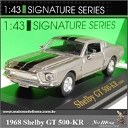 1968 - SHELBY GT 500-KR - Yatming - 1/43