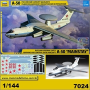 Russian Airborne (AEW) A-50 MAINSTAY - Zvezda - 1/144
