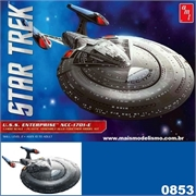 STAR TREK - USS Enterprise NCC-1701-E - AMT - 1/1400