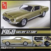 1968 - SHELBY GT-500 - AMT - 1/25