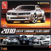 2010 - Chevy Camaro SS/RS Coupé - AMT - 1/25